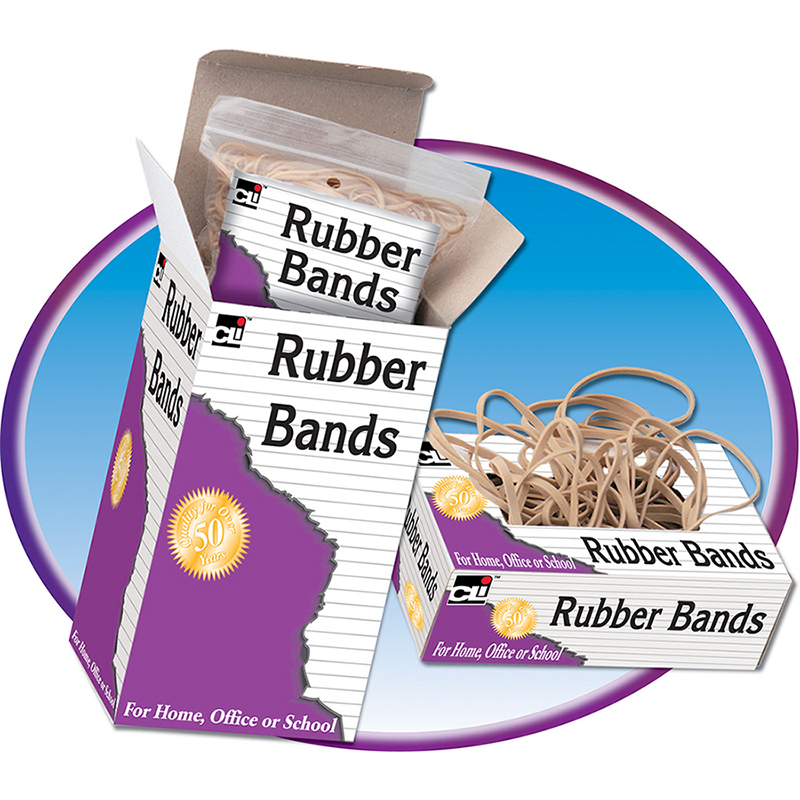 (10 Bx) Rubber Bands Size 18 3x1/dev16